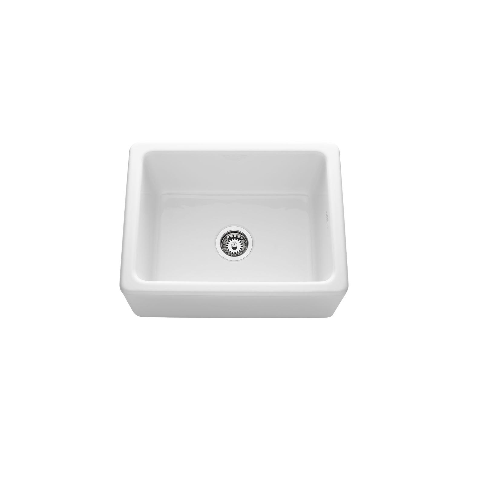 High-quality sink Philippe I - single bowl, ceramic