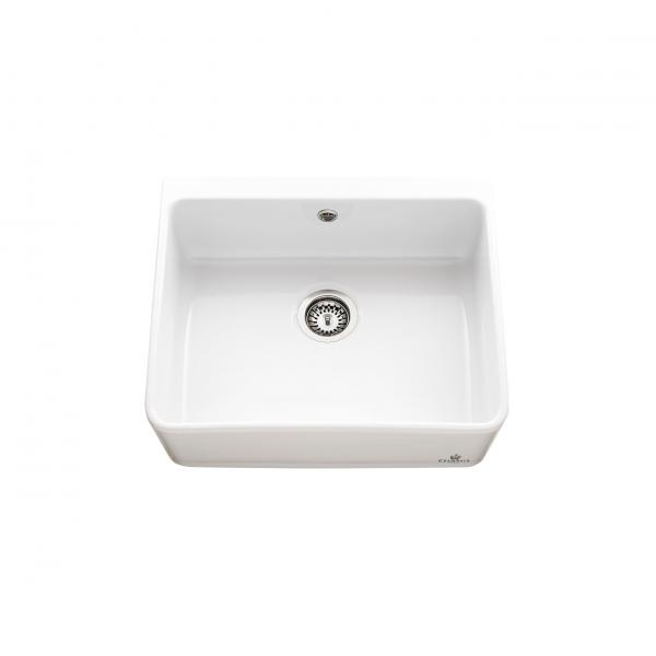 High-quality sink Clotaire I - single bowl, ceramic